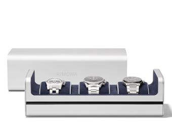 christmas gifts for men rimowa watch case