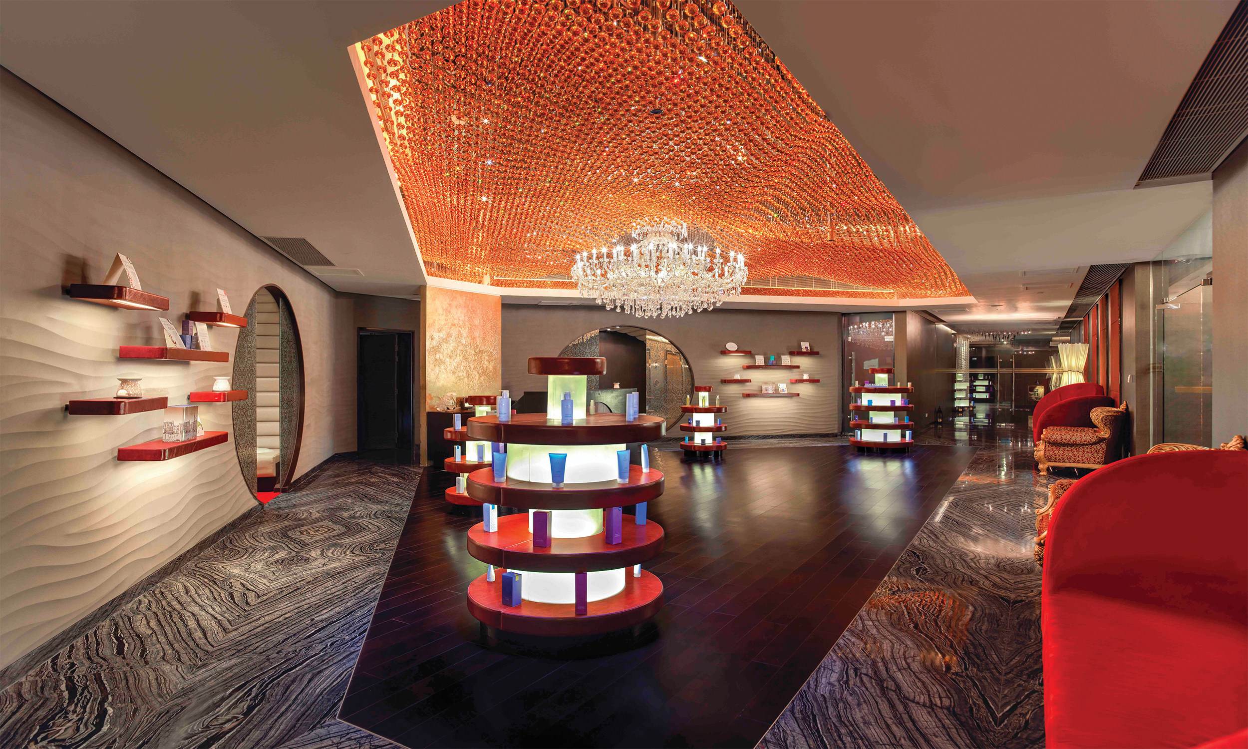 The Spa at Grand Lisboa Interior