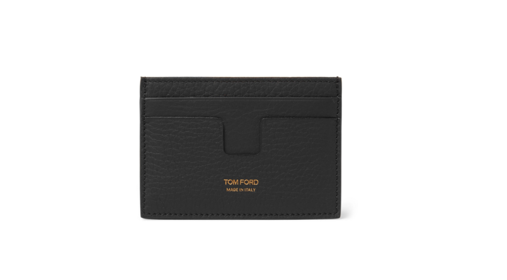 christmas gifts for men Tom Ford card case