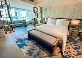 grand suites bedroom four seasons macau