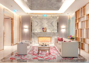 the Grand Suites at Four Seasons_Lobby