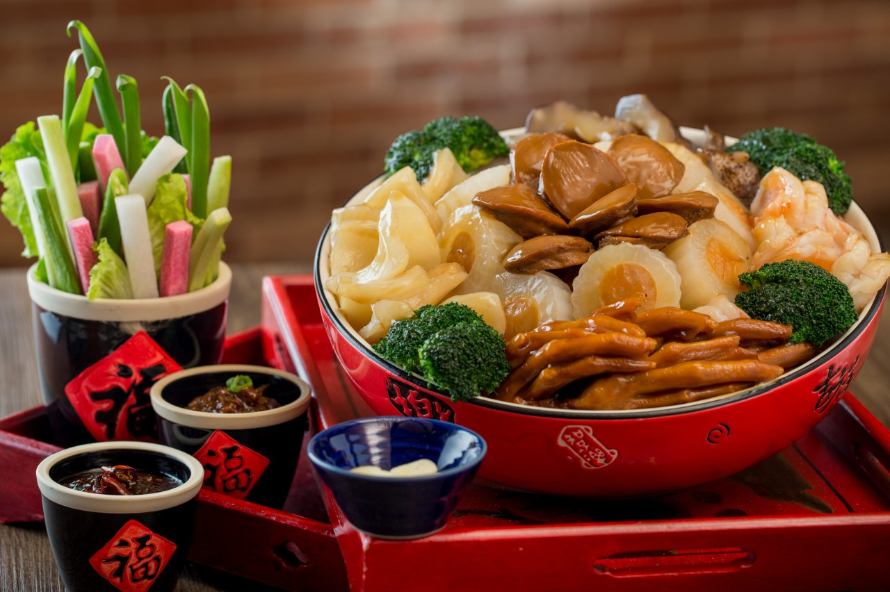 滿堂彩「新春盆菜」Beijing Kitchen Big Bowl Feast
