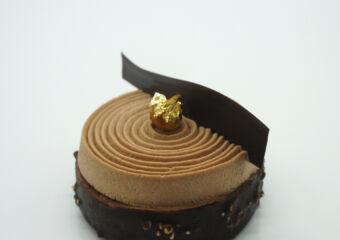 Chocolate Hazelnut the mandarin cake shop mandarin oriental macau