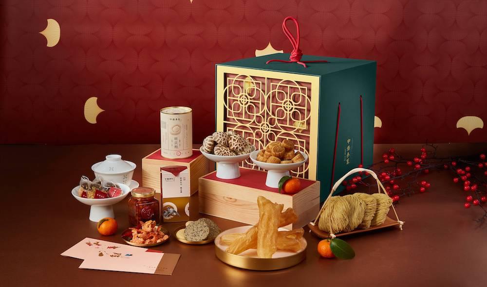 Chong Kio Farmacia Chinesa Co 宏善賀年禮盒 Chinese New Year gifts