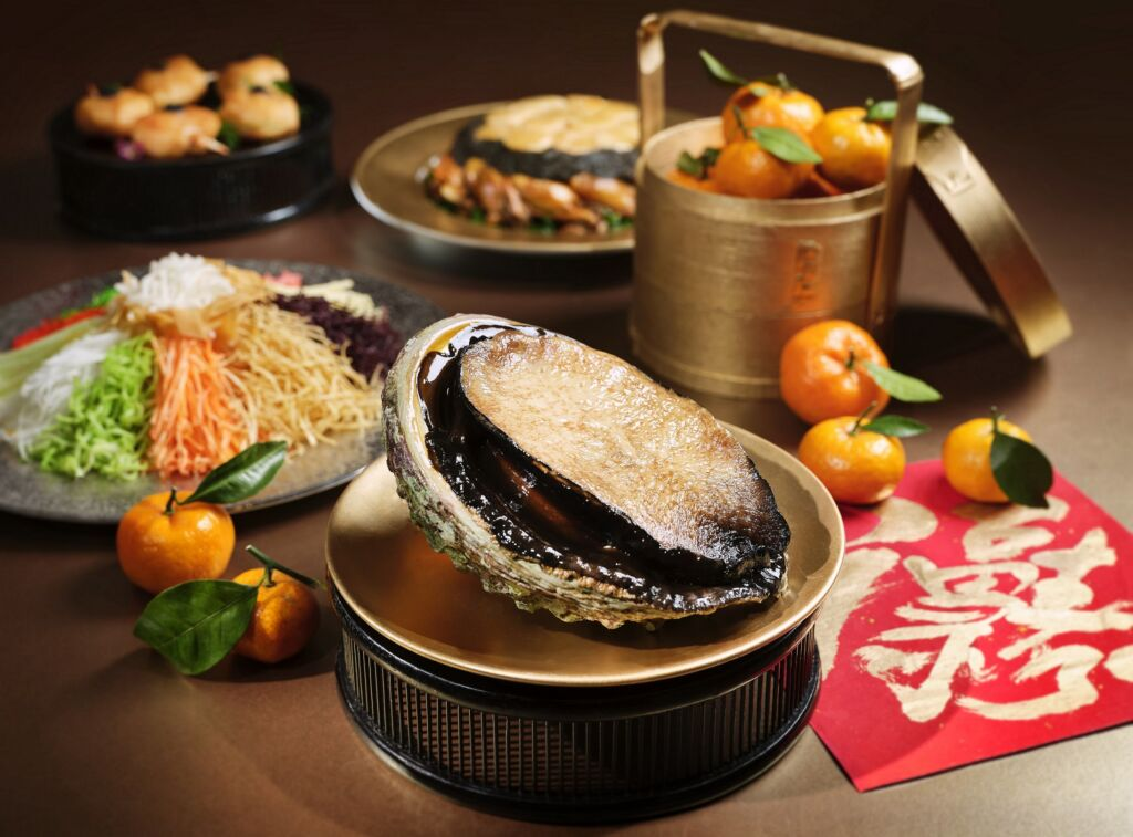 Man Ho Chinese Restaurant – New Zealand King Abalone Salad