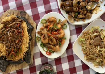 Nga Tim Several Dishes in the Table Macau Lifestyle