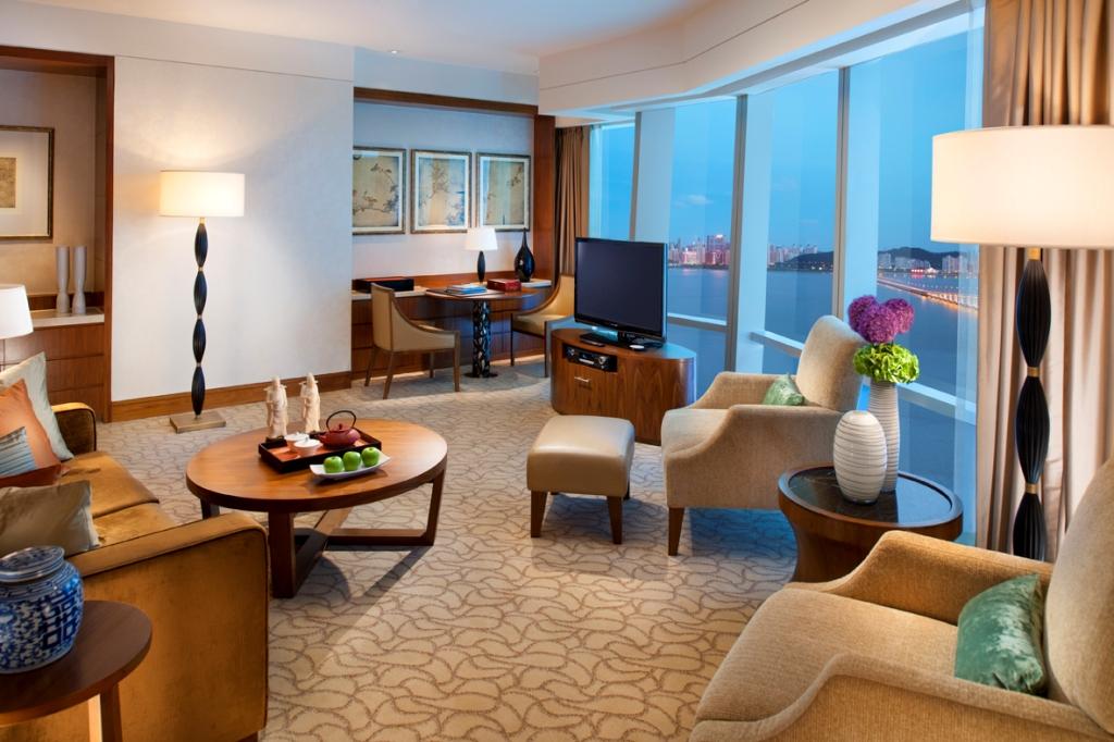 Photo-Mandarin Oriental, Macau-Mandarin Premier View Room