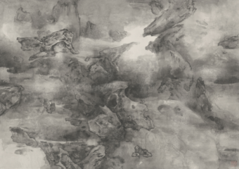Abode of Immortals – Tai Xiangzhou Ink Paintings