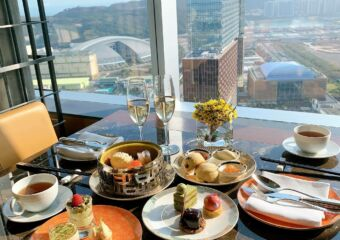 Afternoon tea Grand Hyatt Macau