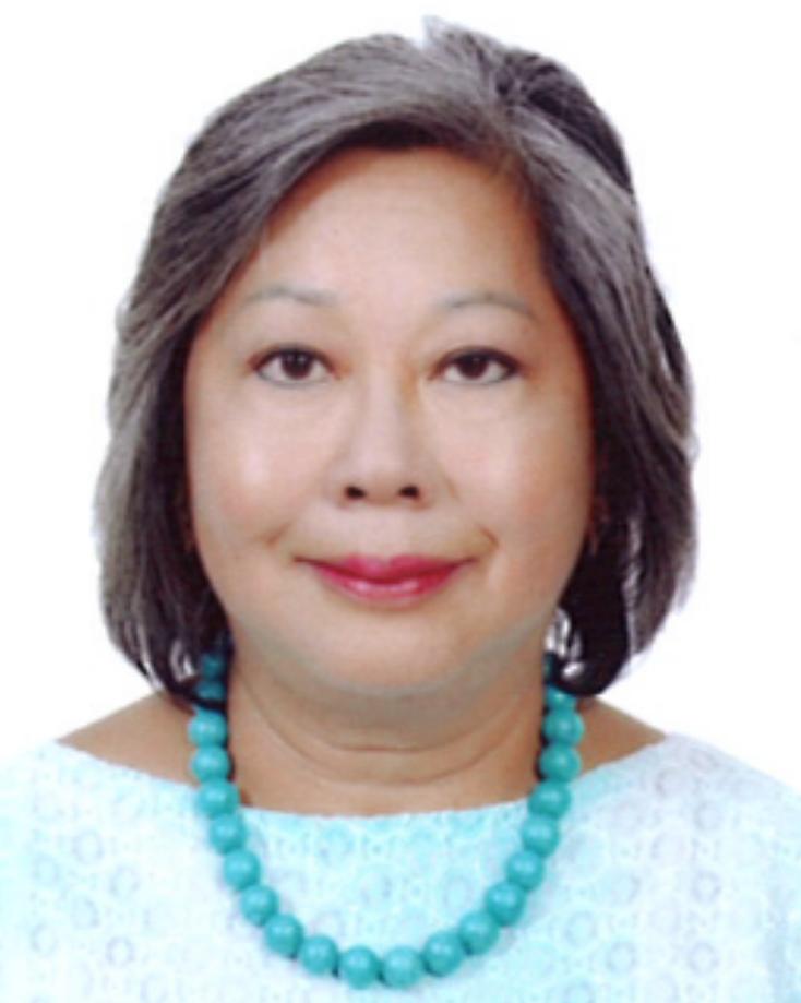 Anabela Richie Legislative Assembly President