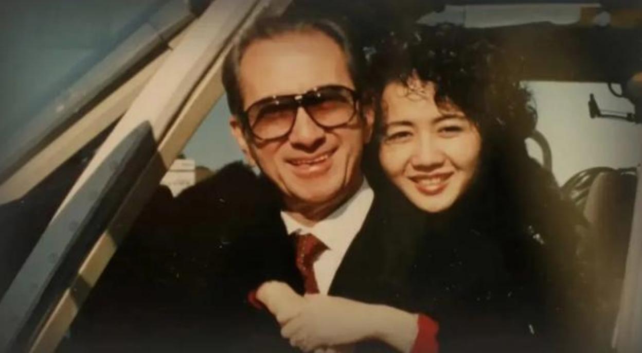 Angela Leong Hugging Husband Stanley Ho Notable Macau women