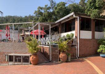 Cheoc Van Beach Gondola restaurant