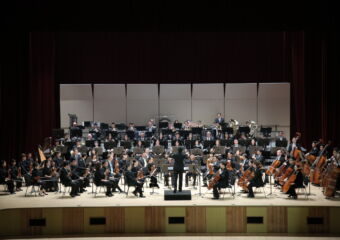 Macao Orchestra on Stage