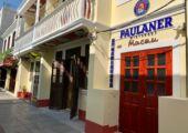 Paulaner Wirtshaus Macau view from street