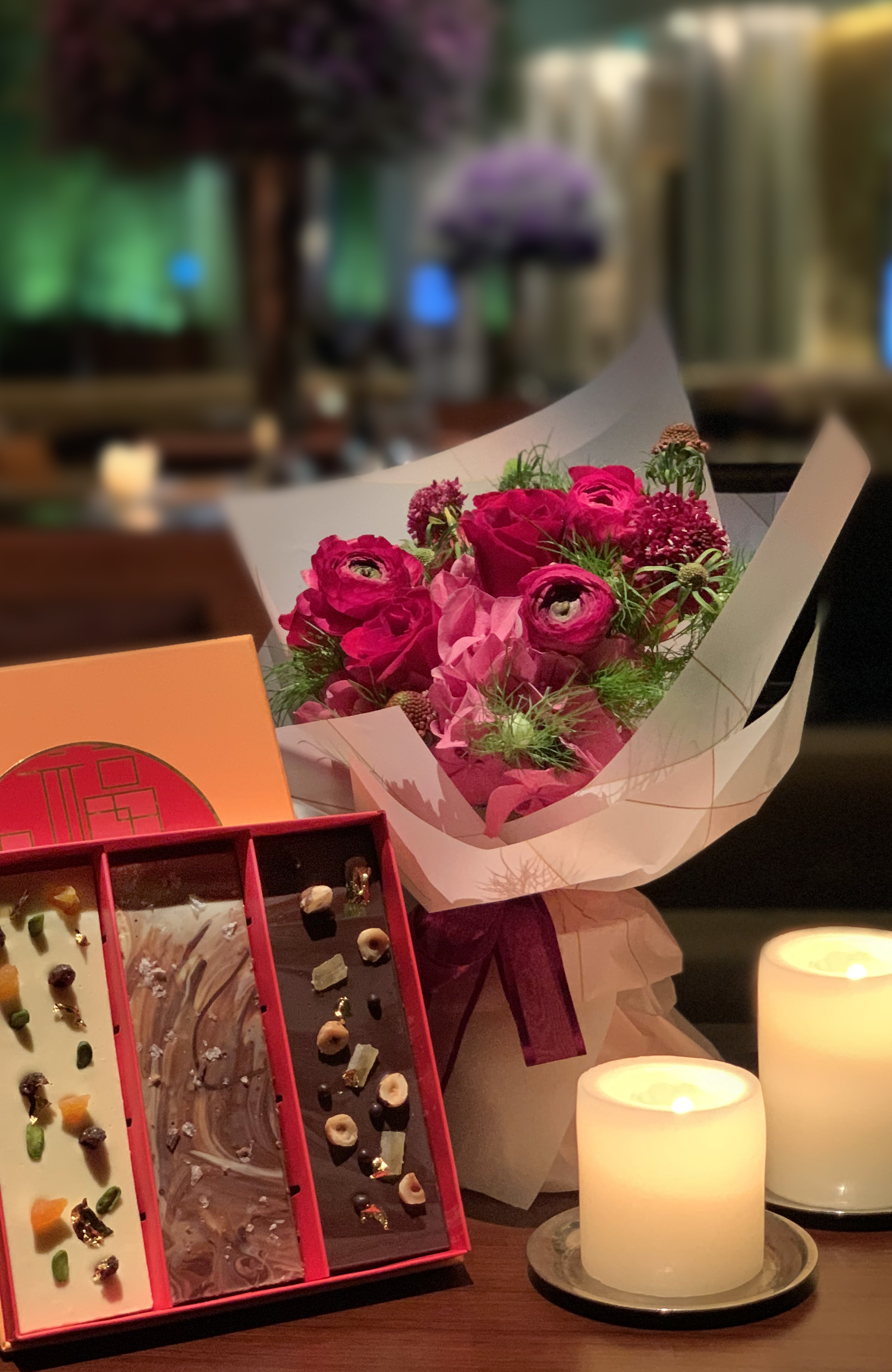 Valentines Gift Set at Grand Hyatt Macau