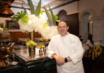 Aux Beaux Arts At MGM Chef Photo Macau Lifestyle