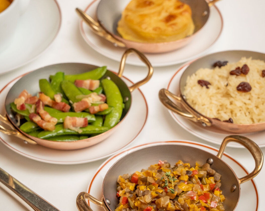 Aux Beaux Arts At MGM Different Dishes Together Macau Lifestyle