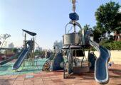Flora Garden playground