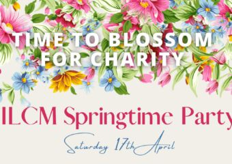 ILCM Spring Party Banner