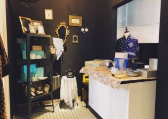 Lost and Found Shop Indoor Corner