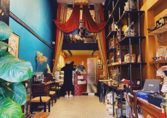 Lost and Found Shop Main Door