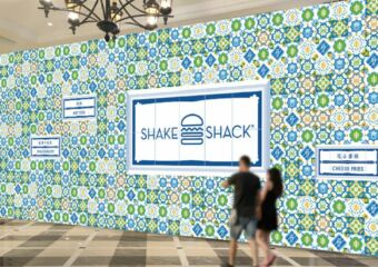Macao Shack Hoarding Photo