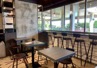 Macau Museum Cafe dining area