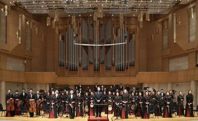 bloom of youth concert orchestra March events macau