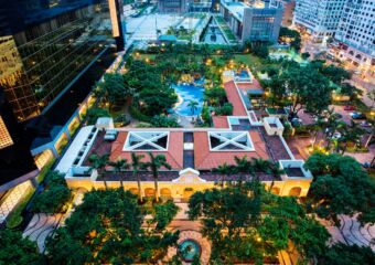 Artyzen Grand Lapa Macau resort exterior
