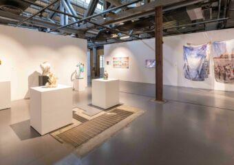 Collective Exhibition of Macao Visual Arts 2021 Wide View