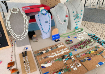 Tap Siac Craft Market 2021 Jewelry Stand