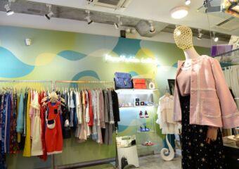 2021 Macao Fashion Gallery June 2021 Showroom
