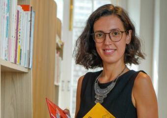 Catarina Mesquita Mandarina Books Portrait