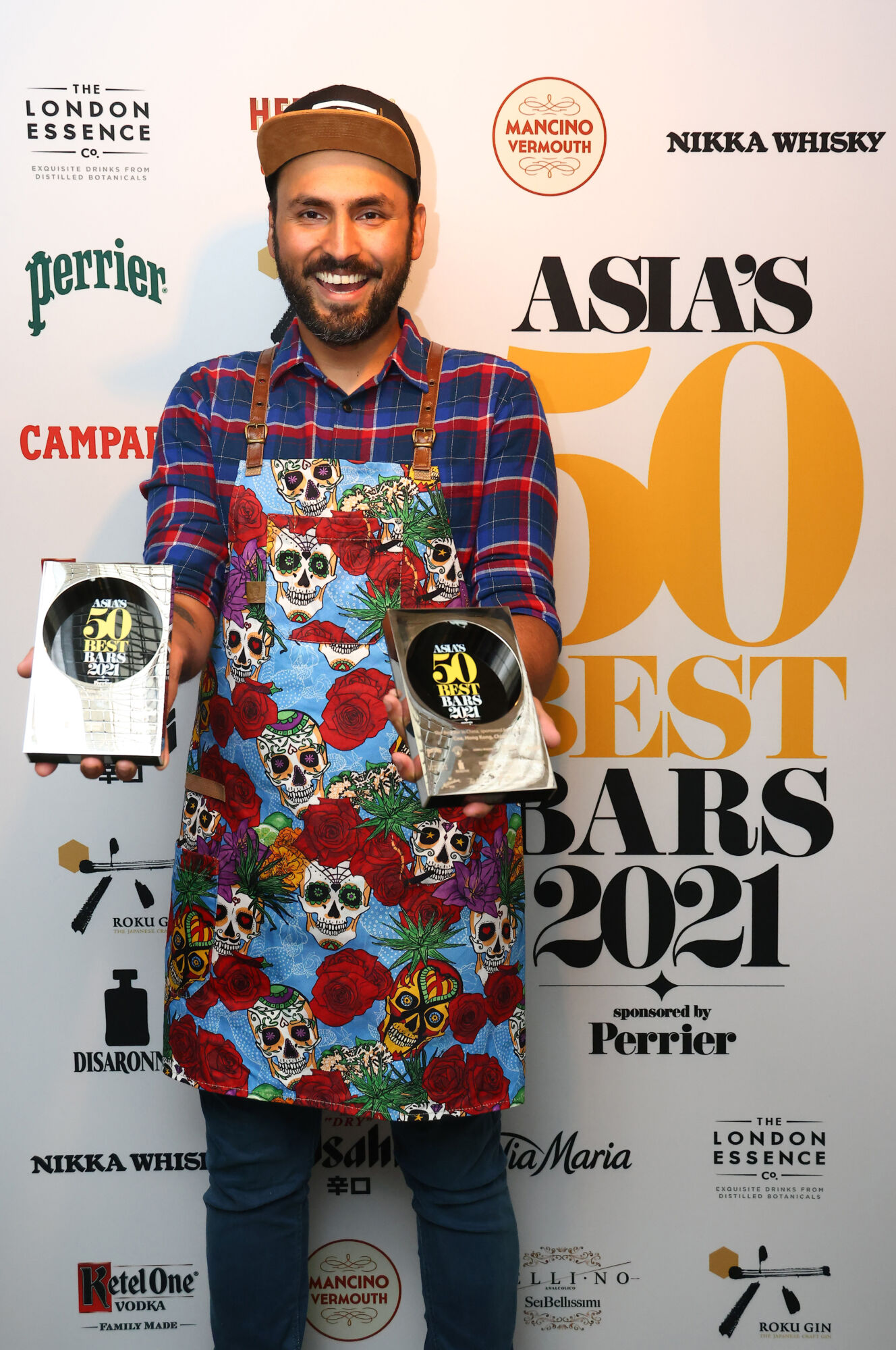 Coa - The Best Bar in Asia 2021, sponsored by Perrier