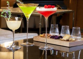 Gin promotion at ABA Bar MGM Macau