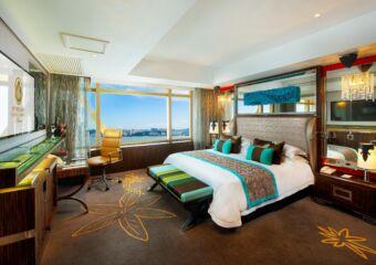 Grand Lisboa Hotel Room Indoor