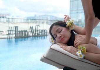 Hawaiian Lomi Lomi Massage at The Spa Mandarin Oriental Macau