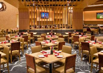 Mian Dui Mian Restaurant MGM Cotai Wide View