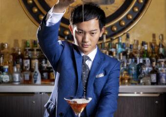 Paul Zhang Bar Patua MGM Cotai