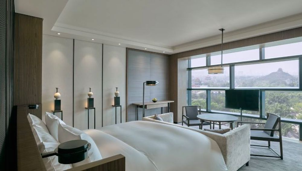 The PuXuan Hotel and Spa Suite