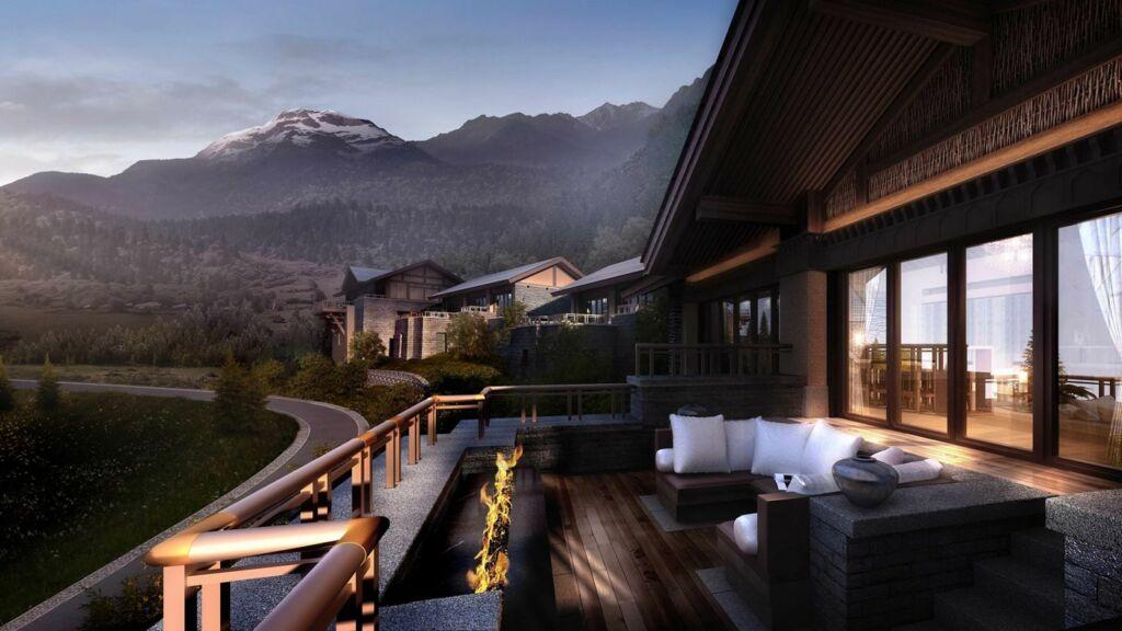 The Ritz-Carlton Jiuzhaigou Valley