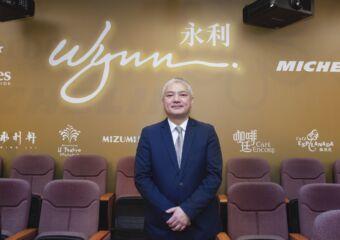 Wynn Food & Beverage Director David Wong