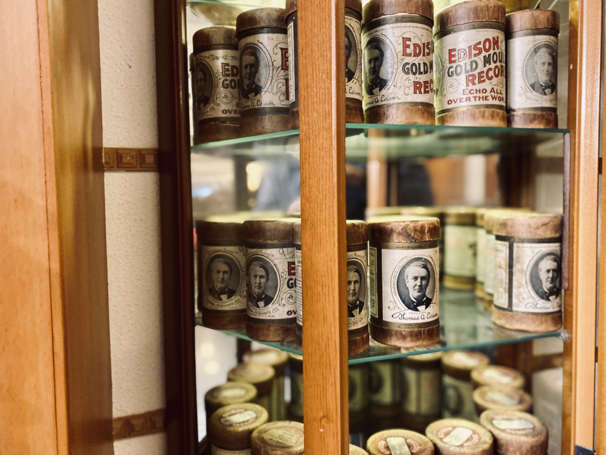 sound of century museum cylinders