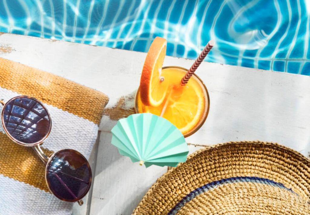 Grand Hyatt Summer Chill by the Pool june events macau