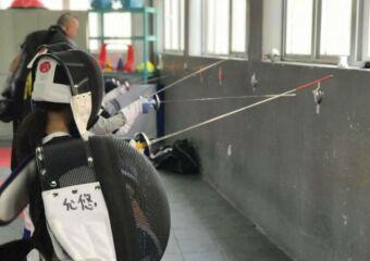 Macau Fencing class
