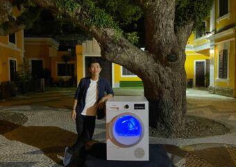 Photo Curator and Installation Albergue SCM Macau
