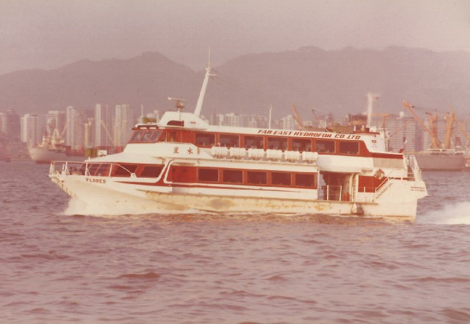 Flores Photo from October 1982