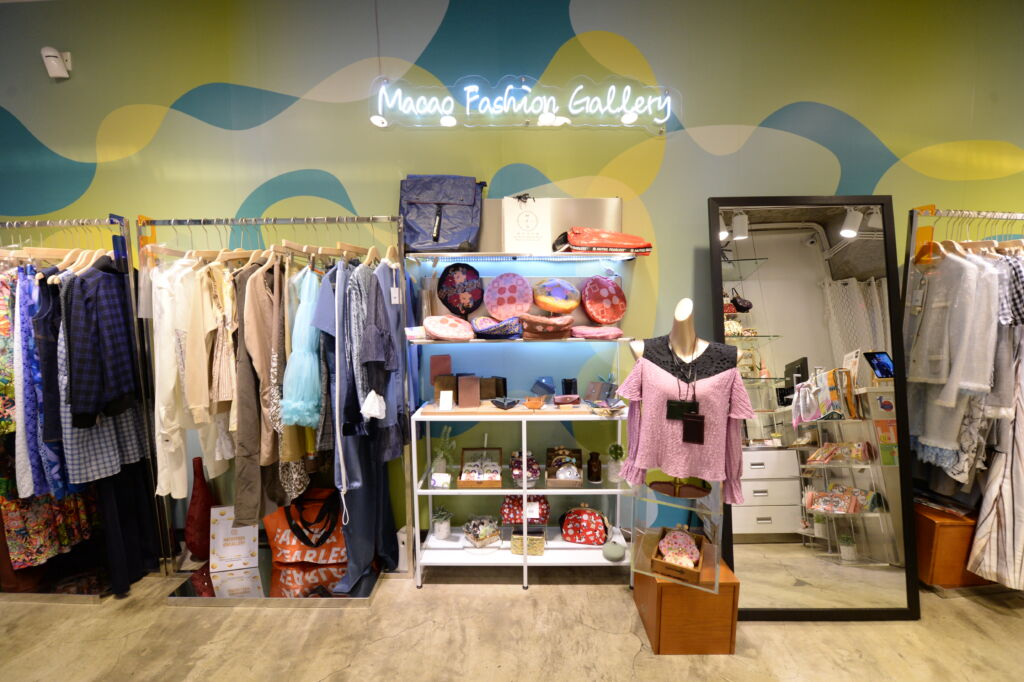 PUI Brand at Macao Fashion Gallery August 2021 Showroom