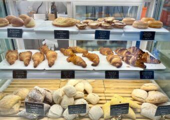 Pastries on the Counter at Trigo DOuro Macau Lifestyle