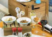 Petiscos Set & Portuguese Wines Rossio MGM macau
